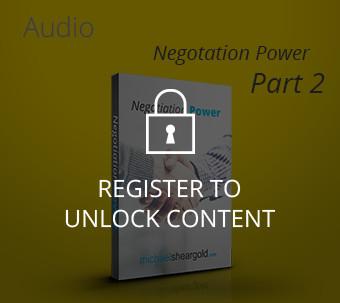Negotiation Power 2 LOCKED