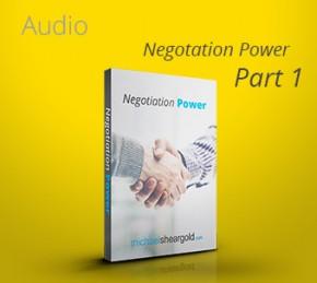 Negotiation Power