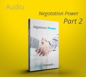 Negotiation Power P2